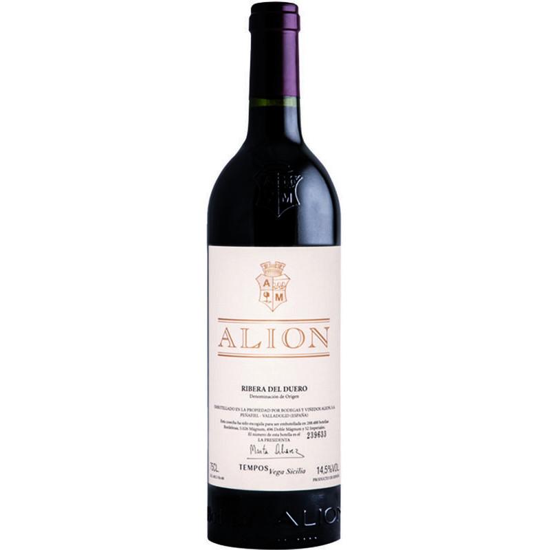 Vega Sicilia Alion 2015 0,75 l
