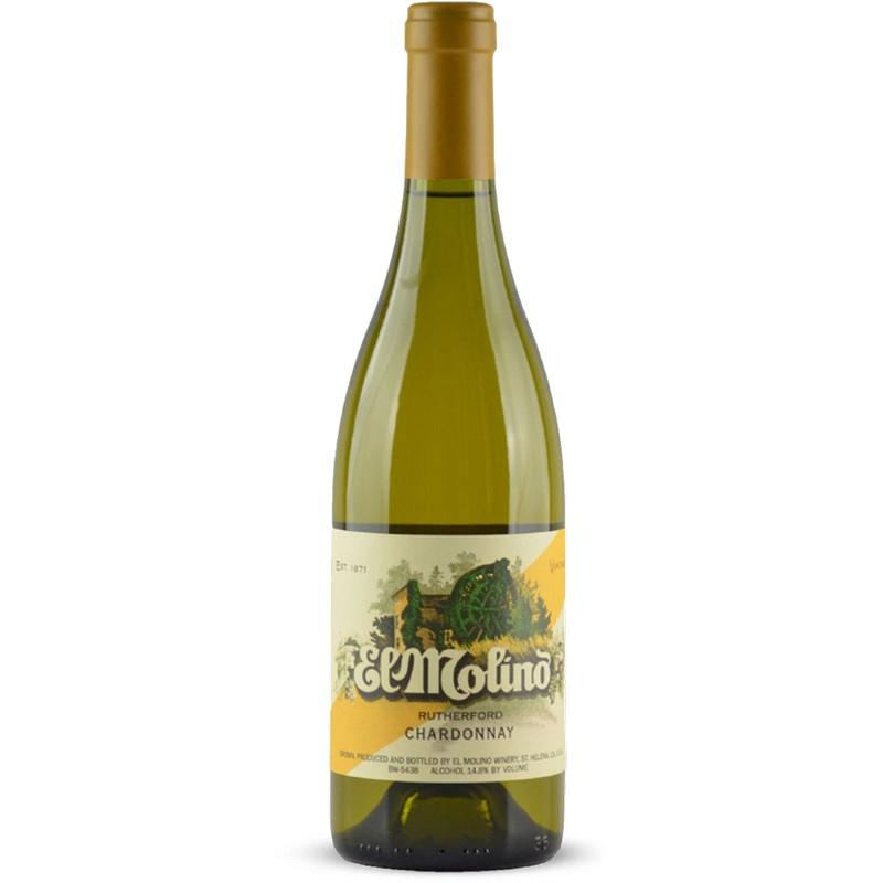El Molino Chardonnay 2010...