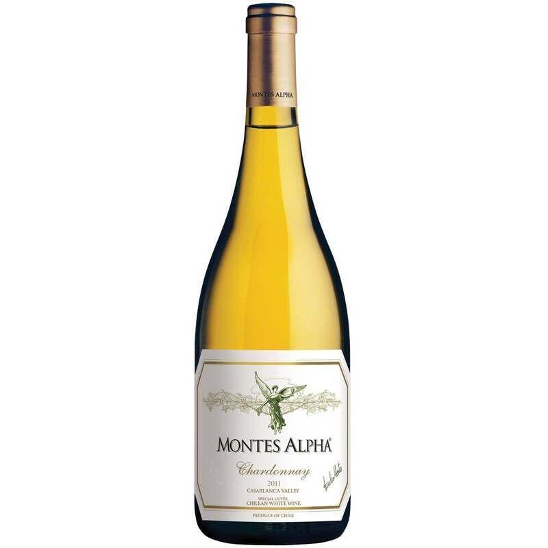 Montes Alpha Chardonnay...