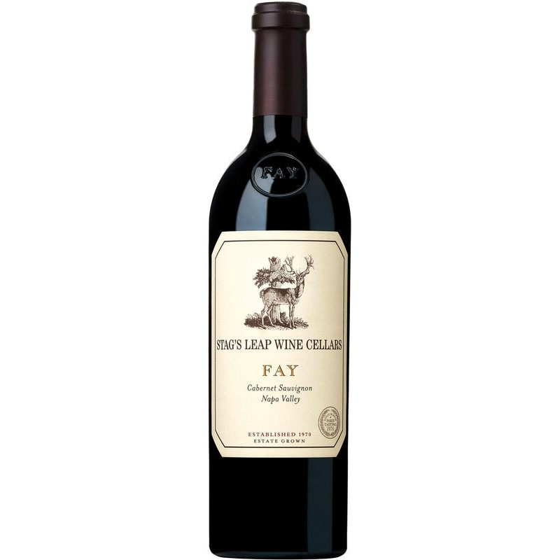 Stags Leap FAY  2008 0,75 l