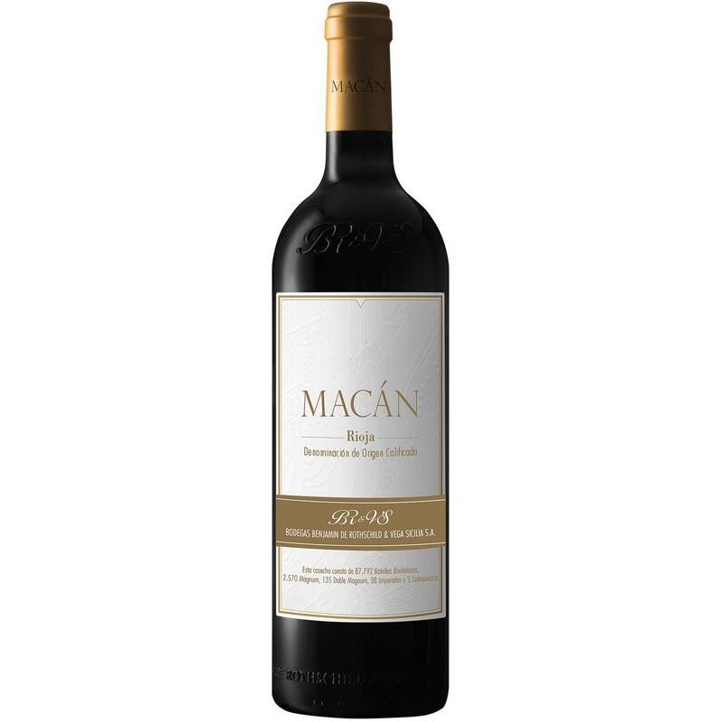 Vega Sicila Macan  2013 0,75 l