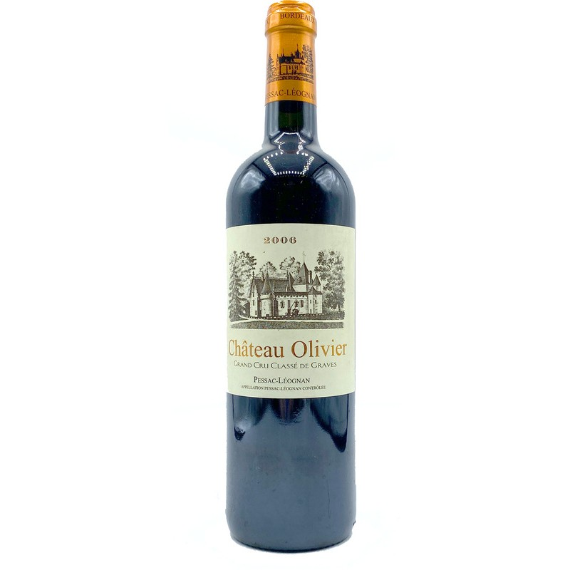 Chateau Olivier 2006 0,75 l