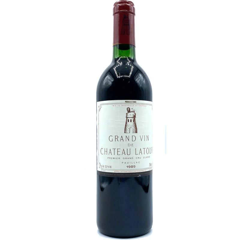 Chateau Latour 1989 0,75 l