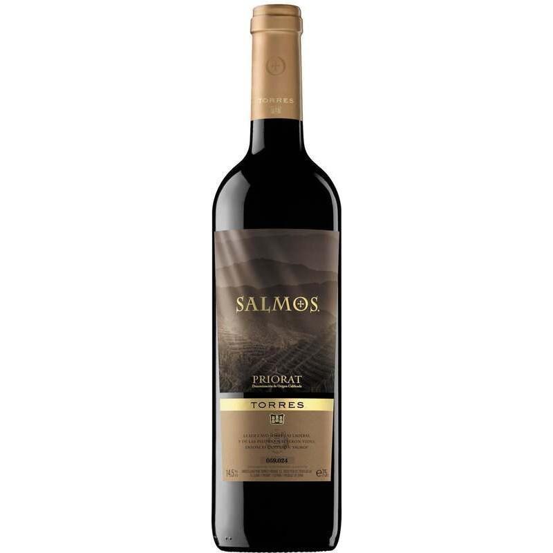 Torres Salmos  2015 0,75 l