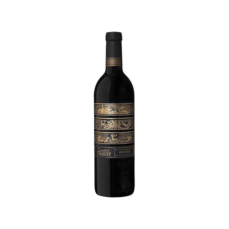 Game of Thrones Red Wine...